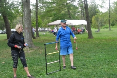 Ladderball Championship of the Grove